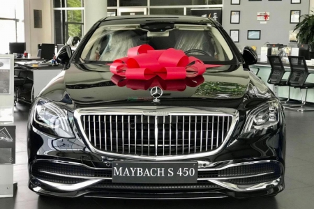 Mercedes Maybach S 450 2020